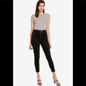 High Waist 🍂🍁Faux Suede Pants Brand New!NWT